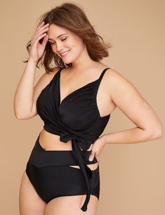6a58a8a3c8b 77 Best Lingerie & Swimwear images in 2019 | Lane Bryant, Swimsuits ...