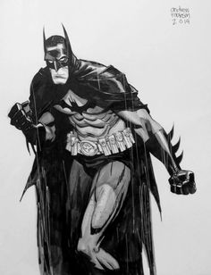 Batman by Andrew Robinson *