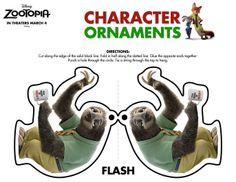 Disney's ZOOTOPIA Activities & Printables - 4 The Love Of Family