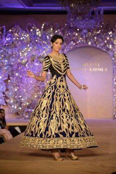 Abu Jani and Sandeep Khosla's new collection - The Golden Peacock