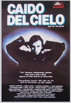 "Caído del cielo (1980) "" Out of the Blue"" de Dennis Hopper - tt0081291"