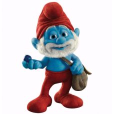The Smurfs Movie Papa smurf ✫