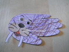 Attività Creative Per Bambini: Animaletti