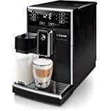 Saeco HD8925/01 Picoba Risto Integrated Milk System Coffee Machine Black Coffee Machines, Espresso Machine, Get One, Nespresso, Coffee Maker, Kitchen Appliances, Black, Vending Machines, Milk