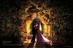 Romance Under the Arches by hazmyzulkapri