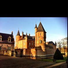 Castle of Heeswijk on monday 26th