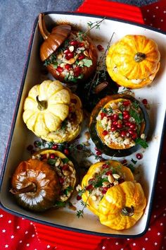 101 Vegan Thanksgiving Recipes That Everyone Can Enjoy