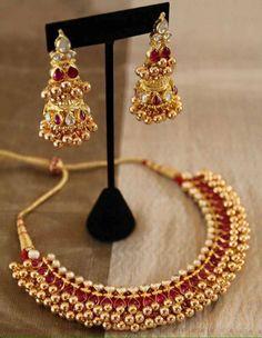 Indian Jewellery Design, Indian Jewelry, Jewelry Design, Handmade Bridal Jewellery, Wedding Jewelry, Gold Jewelry, Wedding Accessories, Antique Jewelry, Jewelery