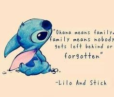 Lilo and Stich, lil blue I just wanna hug you.