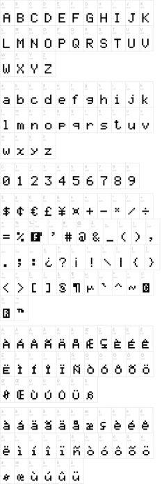 Graph 35+ pix bitmap font Hand Lettering Alphabet, Calligraphy Alphabet, Game Font, Pixel Font, 8 Bits, Journal Fonts, Pixel Pattern, Doodle, Retro Logos