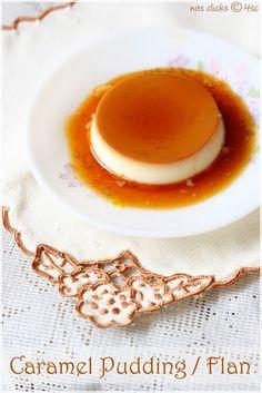 Caramel pudding/ caramel custard