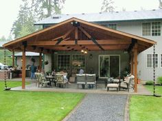 ♡Something like this, but with the arches. Roof Design, Ceiling Design, Roof Structure