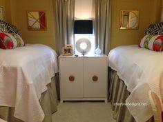 Dorm Rooms 2014: Ole Miss Martin Dorm Room #4