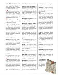 Marriage divorce and de facto relationships in australia glossary of legal divorce terms page 3 solutioingenieria Images