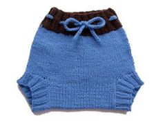 This soaker pattern has directions for babies and toddlers with chunky thighs at the end of the pattern. If your child has thighs that are chubbier than most, please use that option to ensure a comfortable fit.