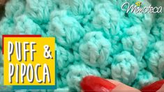 Ponto Pipoca x Ponto Puff - DICA #12 AMIGURUMI - YouTube Grannies Crochet, Crochet Baby, Diy Manta, Bobble Stitch, Puff, Make It Yourself, Youtube, Cotton Crochet, Crochet Ball