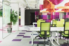 Sanoma ICT — Workspace Office Interiors, Finland, Chair, Furniture, Home Decor, Decoration Home, Room Decor, Home Furniture, Interior Design