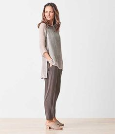 Leggings and Pants for Women   EILEEN FISHER