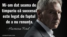 Harrison Ford, Ford Quotes, Apocalypse, Jackson, Positivity, Romantic, Motivation, Leo, Fictional Characters