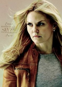 Once Upon a Time Emma swan :)