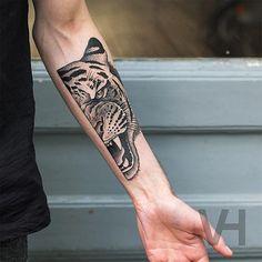 by @valentinhirschtattoo ✖️ #blxckink Submit: blxckink@gmail.com ✖️ #tattoo #tattoos #ink #tat #black #blackwork #bw #blacktattoo #linework #dotwork #tattooidea #engraving #tattooflash #tattoosofinstagram #tattoolife #tattooart #tattoodesign #artist #tattooartist #tattooist #tattooer #tattooing #tattooed #inked #art #bodyart #artoftheday