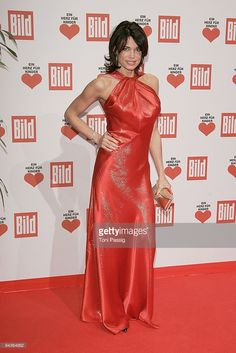 Gerit Kling, actress attends the 'Ein Herz fuer Kinder' Gala (A Heart for Children Gala) at Studio 20 at Adlershof on December 12, 2009 in Berlin, Germany.
