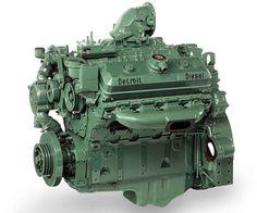 detroit 6-71 Diesel truck engine - Google Search