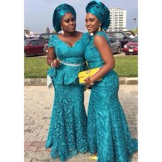 Ankara and Aso-Ebi Styles