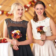 Fall in love with our favorite fall #wedding trends #zulilyfinds