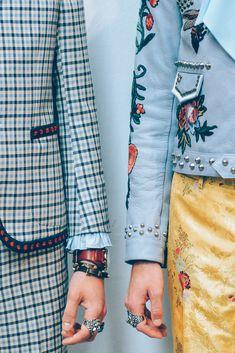 Gucci Men's S/S 2016