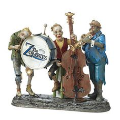 """Department 56: Product Search Results - """"The Zombies"""""""