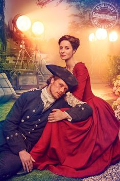 All the 'Outlander' Portraits from Newest Issue of 'Entertainment Weekly'