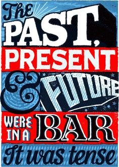 The past, present and future  Andy Smith www.asmithillustration.com