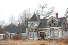 Built as the home of Joseph Loomis Park around 1830-1840 in Searsport. The turrets were added later around 1900 by ships's carpenter John C. Blanchard Jr.