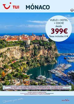 ¡Nuestra selección SMART a Mónaco! Marzo. Vuelo+Hotel+Coche. Precio final desde 399€ ultimo minuto - http://zocotours.com/nuestra-seleccion-smart-a-monaco-marzo-vuelohotelcoche-precio-final-desde-399e-ultimo-minuto-2/