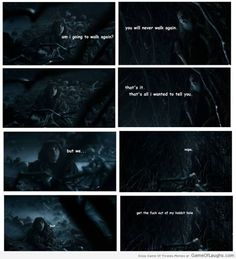The Three Eyed Crow fooled Bran Stark - Game Of Thrones Memes
