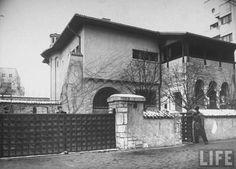 casa tatarascu