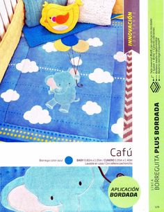 #ClippedOnIssuu from Catalogo Esquimal Cobertores 2016-17 Color Azul, Bb, Kids Rugs, Home Decor, Bedspreads, Blue Nails, Decoration Home, Kid Friendly Rugs, Room Decor