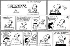 6 rules for writing a great story, inspired by Snoopy