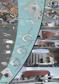 Proposals submitted to the Architecture Competition for Students and Young Architects Rome Motorino Check Point Organized by ARCHmediu . Architecture Design, Architecture Concept Diagram, Architecture Panel, Architecture Diagrams, Landscape Architecture, Presentation Board Design, Architecture Presentation Board, Architectural Presentation, Architectural Models