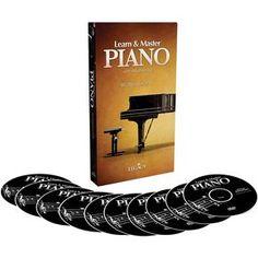 Hal LeonardLearn & Master Piano Bonus Workshops Legacy Of Learning Series
