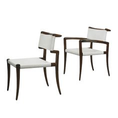 After Samuel Marx  Set of Four Chairs