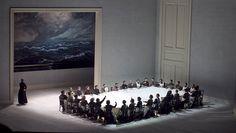 The Flying Dutchman Dir: Willy Decker Scenography: Wolfgang Gussmann // Claudia Nicole Bandera (Mary) e il Coro del Teatro Regio
