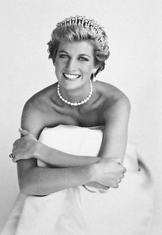Lady Diana Spencer, Princess of Wales, by Patrick Demarchelier Patrick Demarchelier, Princesa Diana, Tilda Swinton, Diane, Lady Diana Spencer, Princess Of Wales, Real Princess, Princess Diana Photos, Princess Diana Family