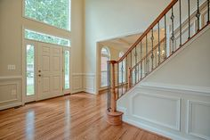 Entry / Staircase.