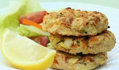 Tuna and potato rissoles - kid friendly meals