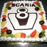 Skania taart van Bakkerij Excellence http://www.excellence.be