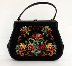 Needlepoint Handbag