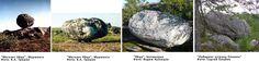 Hyperborea legacy in Kola peninsula, Russia. Megalithic eggs.