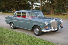 1965 Mercedes-Benz 190C Old Classic Cars, Classic Cars Online, Mercedes 190, Classic Mercedes, Mercedes Benz Cars, Roller, Maybach, Amazing Cars, Luxury Cars